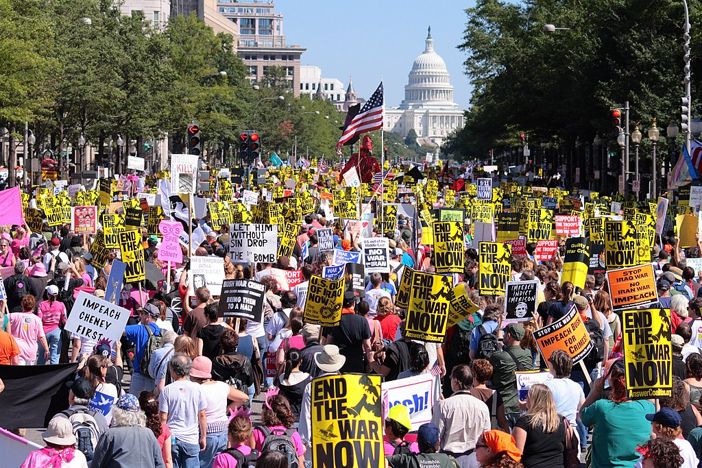 2007 Antiwar March