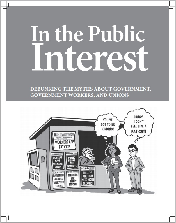 In the Public Interest Cover