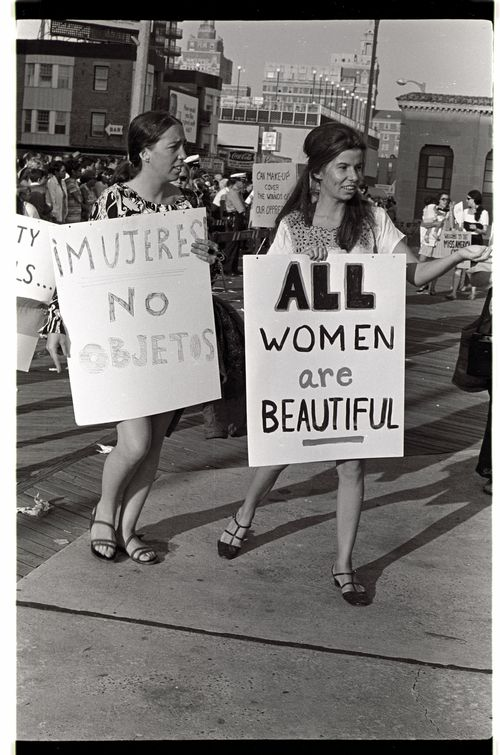 1968 Miss American Pageant protest